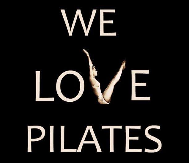 Pilates at the studio with Siobhan